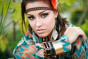 bijou ethnique femme